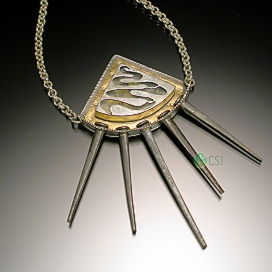 Mixed Media Pendant with Antique nails.jpg