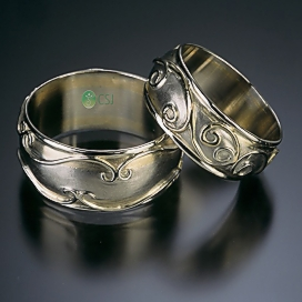 two tone 14K Scroll Rings-1.jpg
