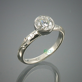 cache 272 272 0 100 100 16777215 18K%20Diamond%20Vineyard%20Ring - Gemstone of the Month: Diamonds