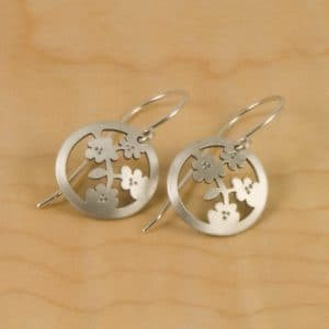 Cherry Blossom Jewelry Blossom Earrings – RD