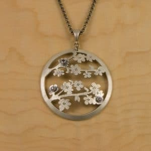 Cherry Blossom Jewelry Lovely Blossom – LARGE