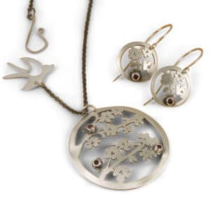 Cherry Blossom Jewelry Lovely Blossom – Medium