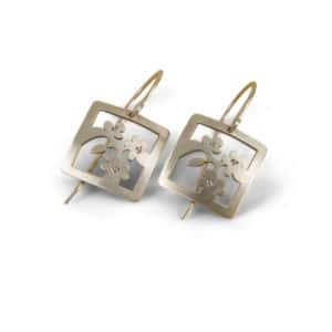 Cherry Blossom Nagasaki Blossom Earrings