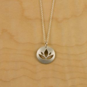 Gifts Under $100 Dainty Peace Lotus