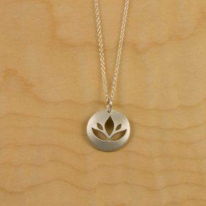 Asana Sacred Lotus Pendant