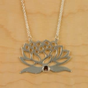 Gifts $100 - $300 Yin Lotus Necklace