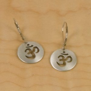 Asana Savasana Earrings