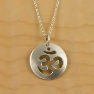 Gifts Under $100 Om Pendant