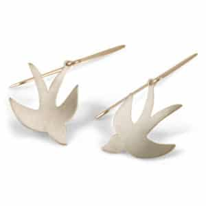 Solo Flight Earrings