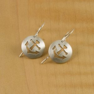 Earrings Anchor Earrings