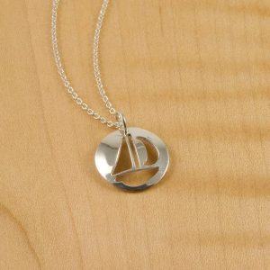 Gifts Under $100 Sailor pendant