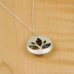 Gifts $100 - $300 Lotus/Om Pendant