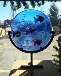 glasswork susie goddard 240x300 - 14 Days Until Christmas!