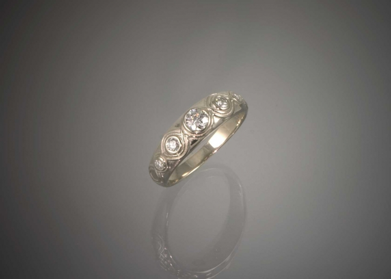 5 stone ring small file 800x99999 - Custom Bridal Jewelry
