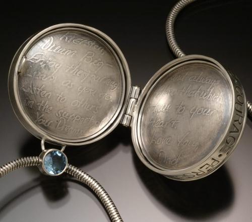 Daughters Locket Open 500x99999 - Custom Jewelry Gallery