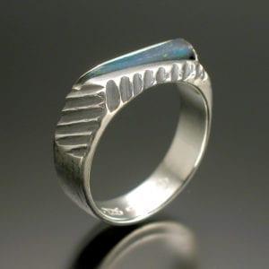 Silver Labradorite Ring Custom Cut 1 300x300 - Custom Made