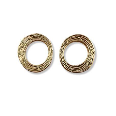 Nest Earrings_14KY