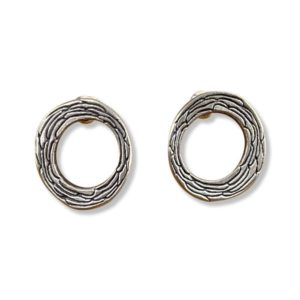 Nest Post Earrings